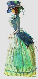 Французские выкройки женских платьев
